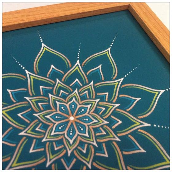 Image of Flower Mandala II