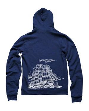 Image of MIR222 SHIP OF FOOLS Hoodie (7 COLORS)