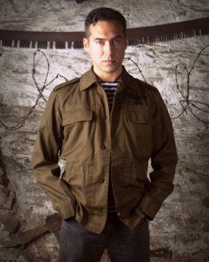 Image of SH93 [SHTRAFBAT DIVISION] Vintage Russian Spetsnaz Jacket