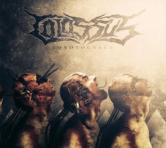 Image of Lobotocracy Digipack  (2nd ALBUM)