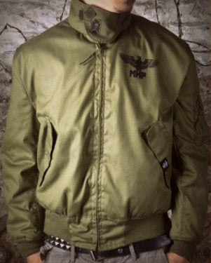 Image of SH97 [TANKIST] Vintage US Army Cold Weather Flight Jacket