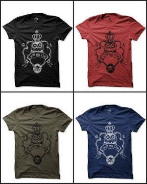 Image of MIR001 THE IMPERIAL OWL T-Shirt (7 COLORS)