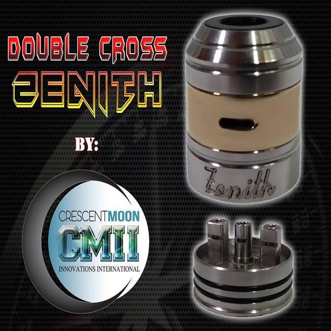 Image of Double Cross Zenith RDA version 2