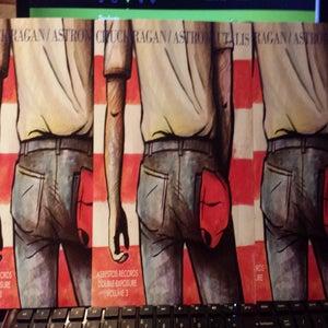 "Image of Double Exposure Vol 3. - Chuck Ragan & Astronautalis 7"""