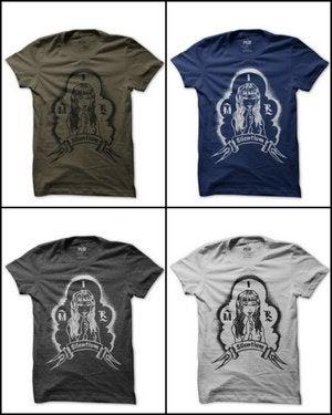 Image of MIR069 SILENTIUM T-Shirt (7 COLORS)
