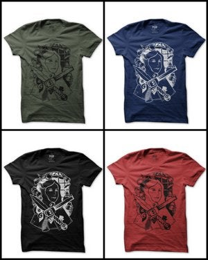 Image of MIR068 BARDAK T-Shirt (7 COLORS)