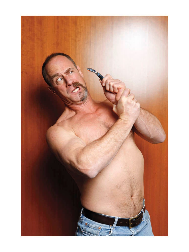 "Image of Chris Meloni 18""x24"" Print"