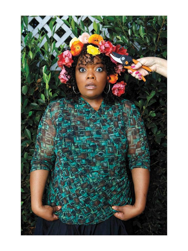 """Image of Yvette Nicole Brown 18""""x24"""" Print"""