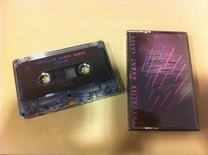 """Image of CHEVALIER AVANT GARDE - """"Realign"""" - Tape EP"""