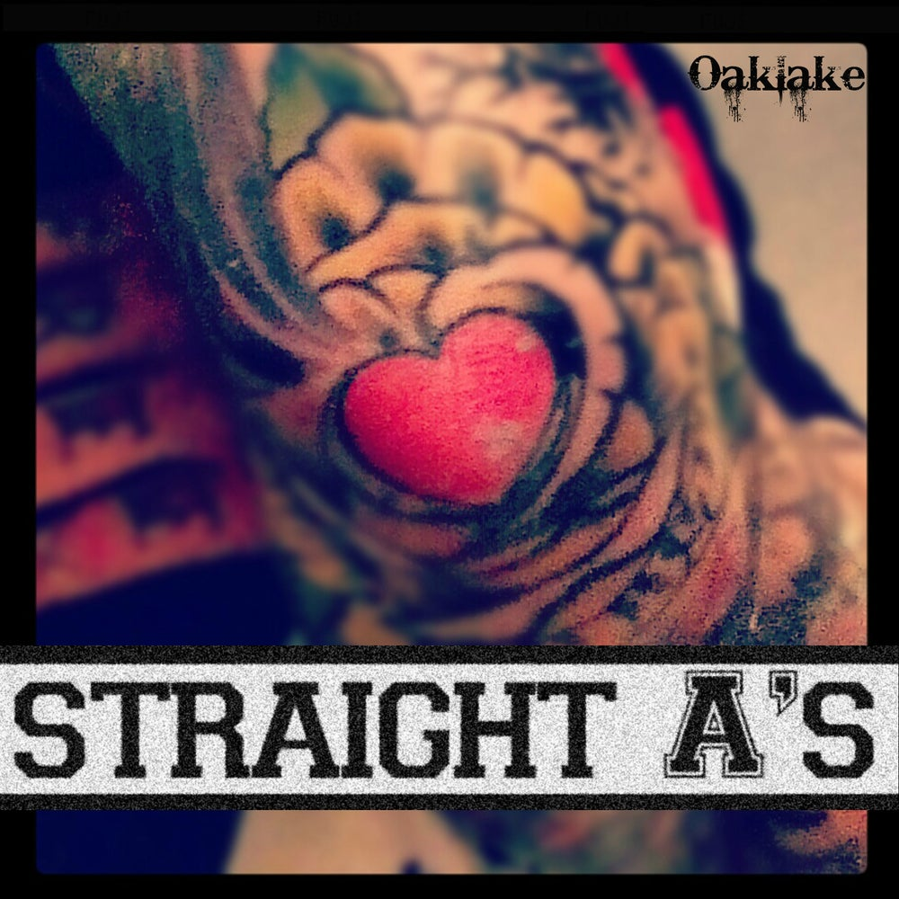 Image of Straight A's Oaklake EP