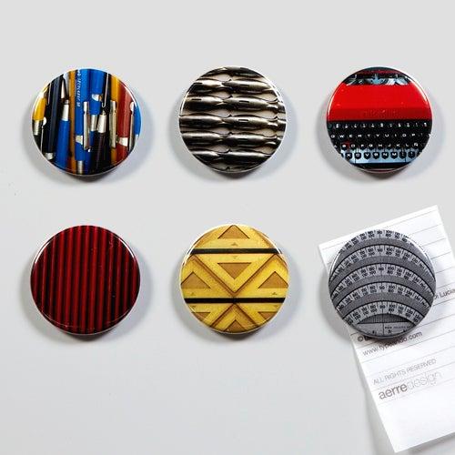 "Image of Imanes ""Büro"" / ""Büro"" Magnets"