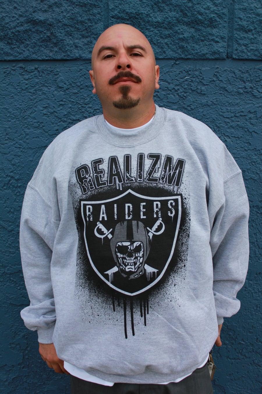 Image of Realizm Raiders (Hoodie or Crewneck)