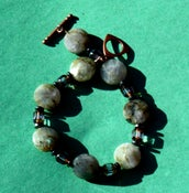 Image of Gray Star Bracelet