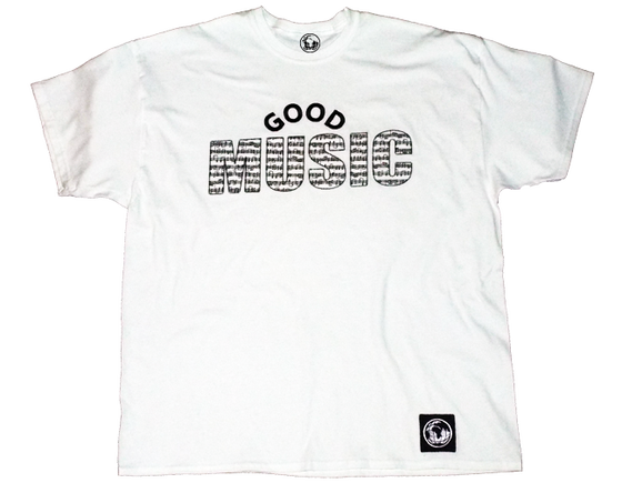 Image of Love Good Music T-shirt