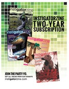Image of Instigatorzine 2-Year Subscription