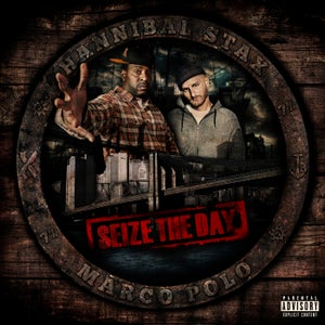 Image of Seize The Day 2LP (opaque red vinyl, limited to 150 copies)