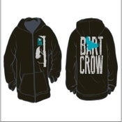 Image of *NEW* Bart Crow Black Hoodie