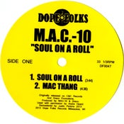 """Image of M.A.C.-10 """"SOUL ON A ROLL"""" EP"""