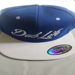 Image of Dab life royal blue snapback