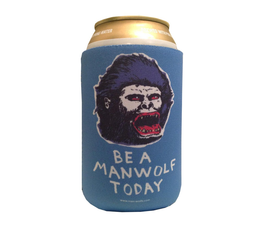 Image of MANWOLF BEER COOZIE….(2 in a pack)
