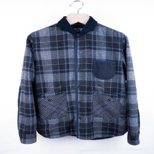 Image of Junya Watanabe MAN - Garment Milled Barn Shirt