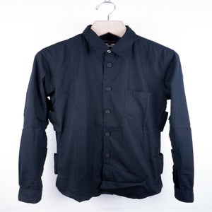 Image of Comme des Garcons Homme Plus - Side Cutout Button Up Shirt