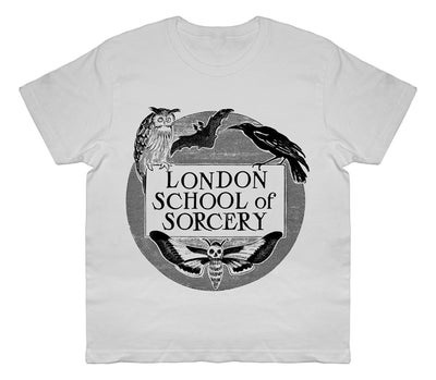 Image of LONDON SORCERY basic t-shirt