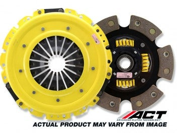 Image of Act Heavy Duty Race Sprung 6 Pad