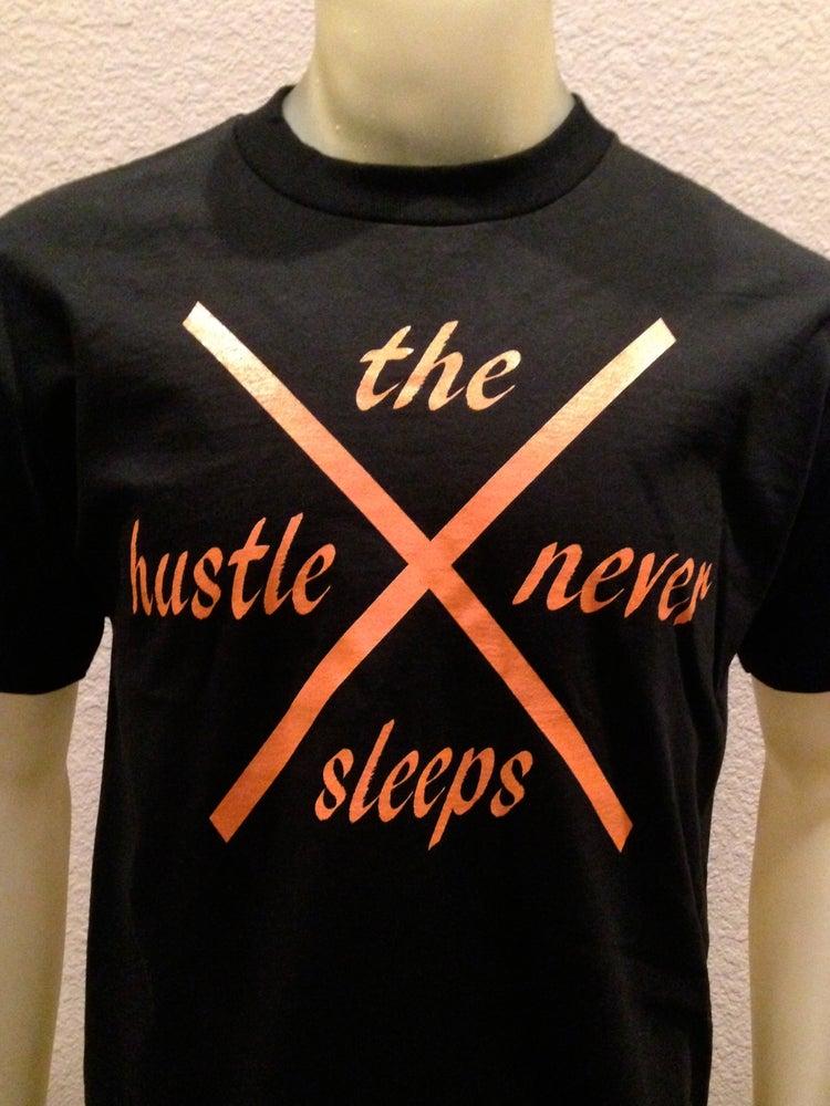 Image of the hustle never sleeps SF
