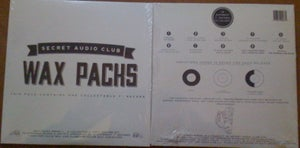 "Image of Secret Audio Club - Wax Packs Hobby Pack 7"" Swap Opportunity"