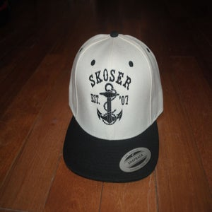 Image of .anchor.snapback.white.
