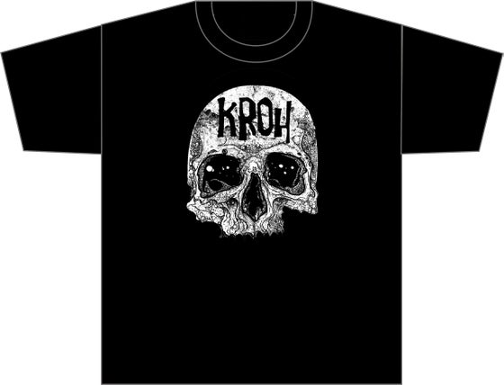 Image of Kroh - Skull Shirt