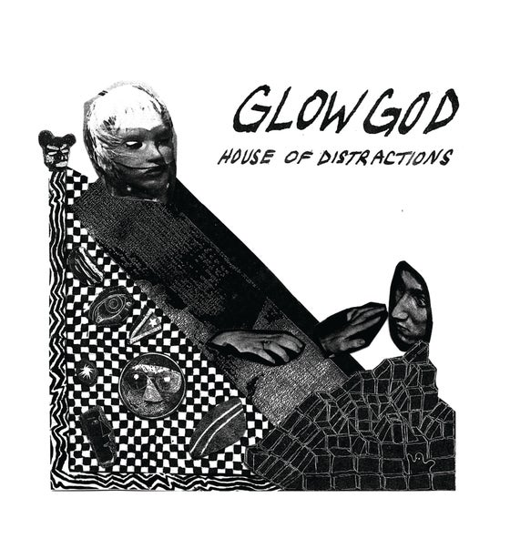 "Image of Glow God - ""House of Distractions"" LP"