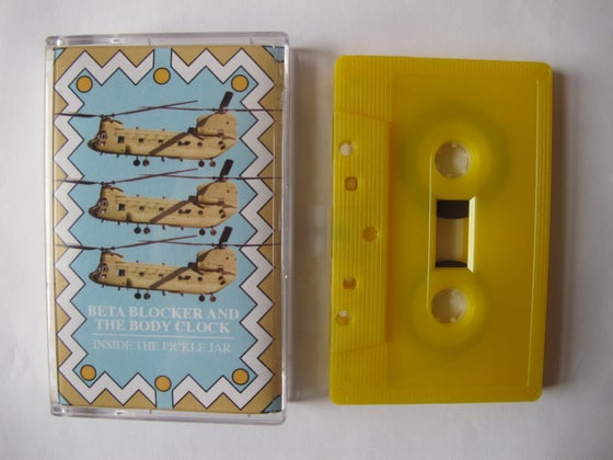 Image of BBATBC Inside the Pickle Jar cassette