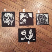 Image of Canvas Patches: Varieties...20 Varieties, Details inside