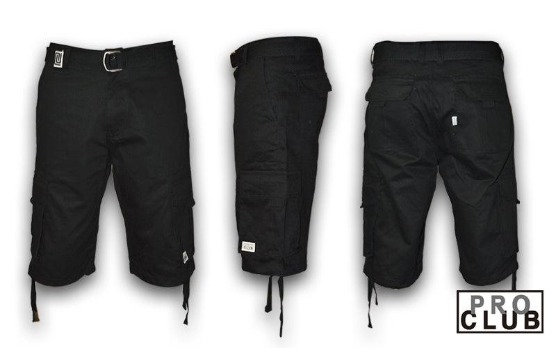 Image of Pro Club Camo Shorts