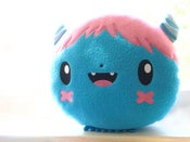 Image of Kawaii Booba 10 Inch Plush Toy