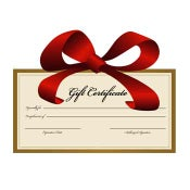 "Image of BDO ""Twilight"" Gift Certificate for 3 people"
