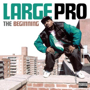 "Image of LARGE PRO ""THE BEGINNING"" & ""AFTER SCHOOL"" 12"""