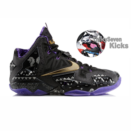 "Image of Lebron 11 ""BHM"" Preorder"