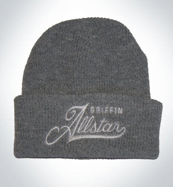 Image of Antique Gray Beanie