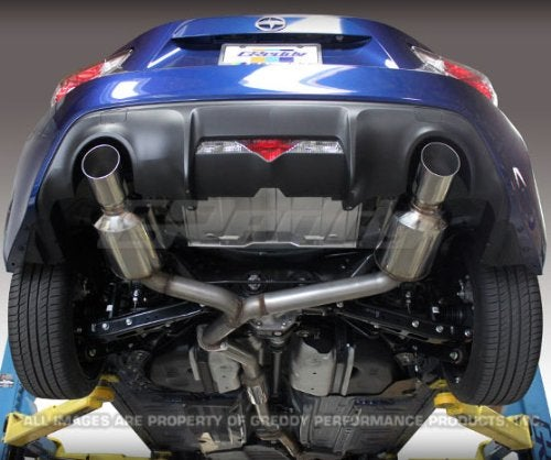 Image of GReddy Evo3 Cat Back Exhaust