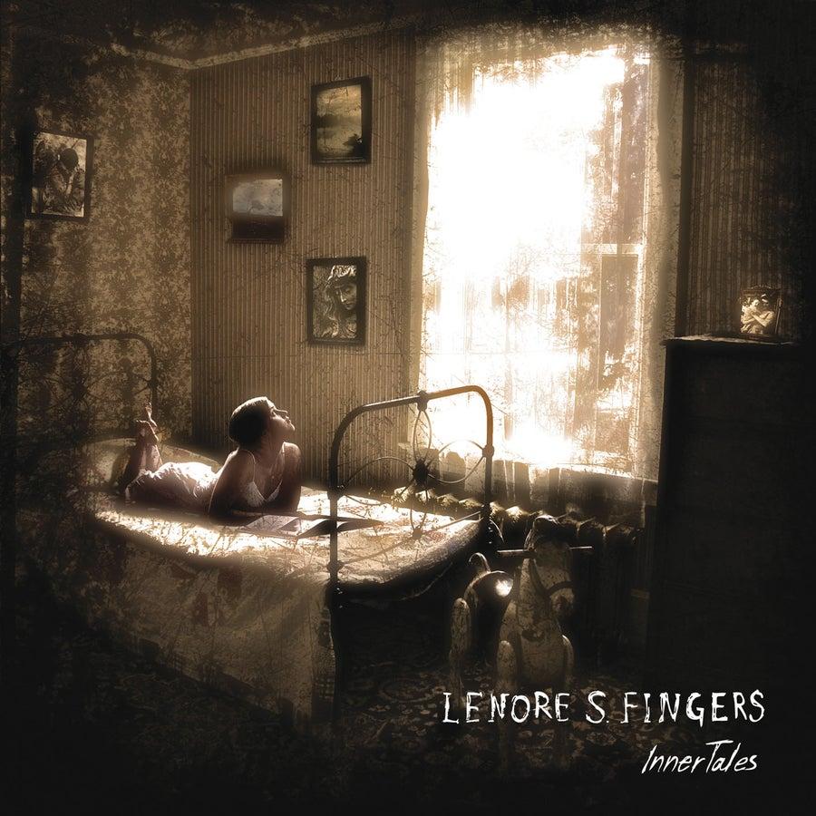 """Image of LENORE S. FINGERS """"Inner Tales"""" CD"""