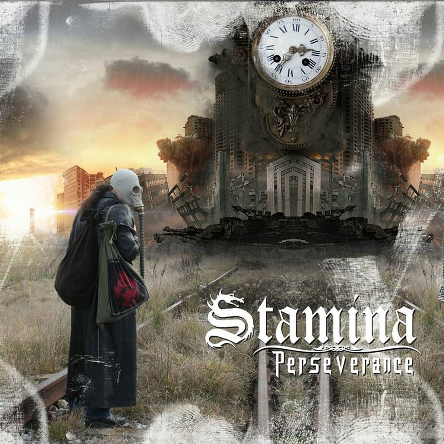 "Image of STAMINA ""Perseverance"" CD"