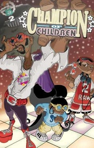 Image of Champion of Children: The Legend of Challenge