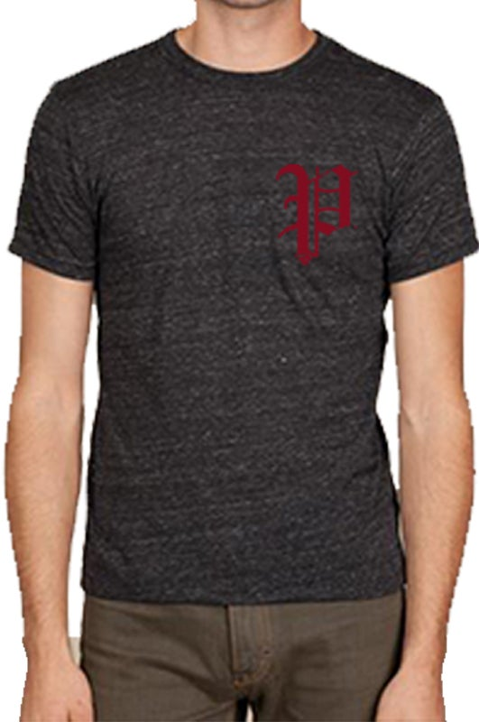 Image of OLD STYLE P - BLACK TEE