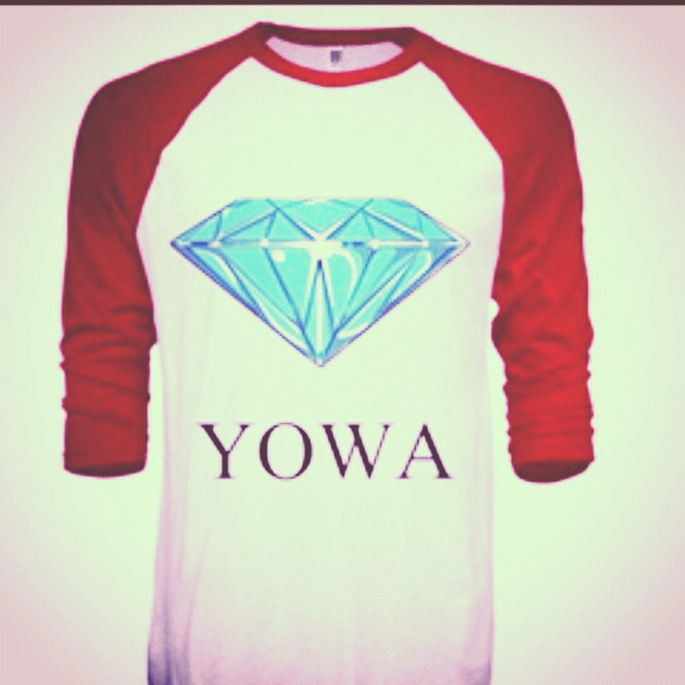 Image of Yowa Baseball Tee
