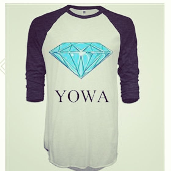 Image of Yowa Baseball Tee 3