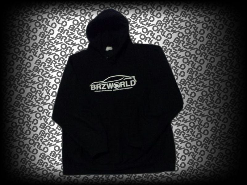 Image of Custom BRZ WORLD hoodie Pre-Order