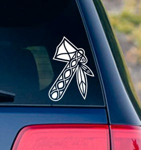 Image of Tomahawk - Vinyl Sticker